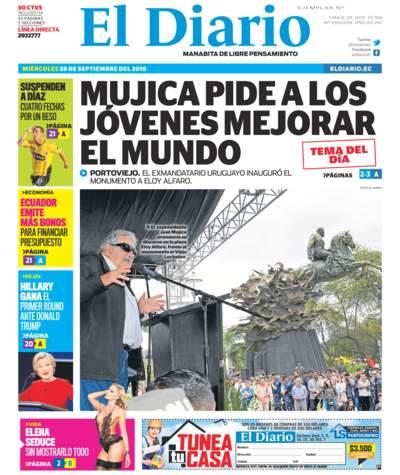 Impreso Miércoles 28 Septiembre 2016