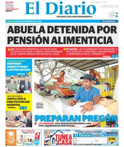 Impreso Jueves 29 Septiembre 2016