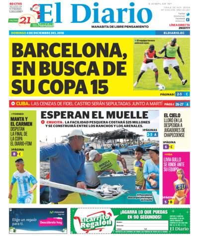 Impreso Domingo 04 Diciembre 2016