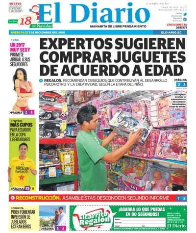 Impreso Miércoles 07 Diciembre 2016