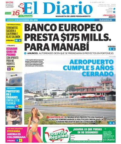 Impreso Viernes 09 Diciembre 2016