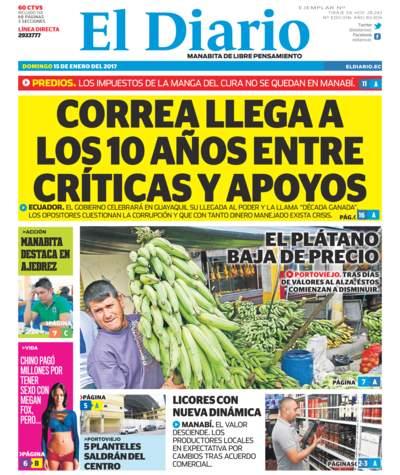 Impreso Domingo 15 Enero 2017