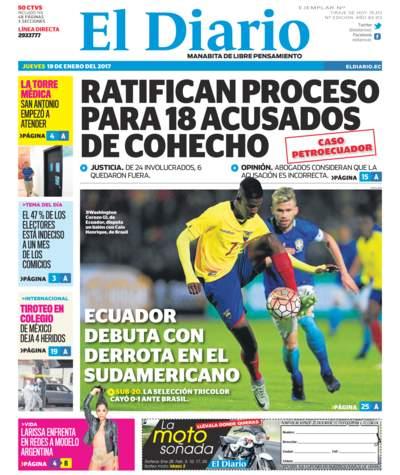 Impreso Jueves 19 Enero 2017