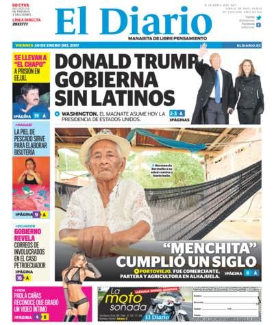 Impreso Viernes 20 Enero 2017