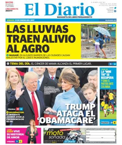 Impreso Sábado 21 Enero 2017