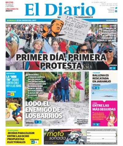 Impreso Domingo 22 Enero 2017
