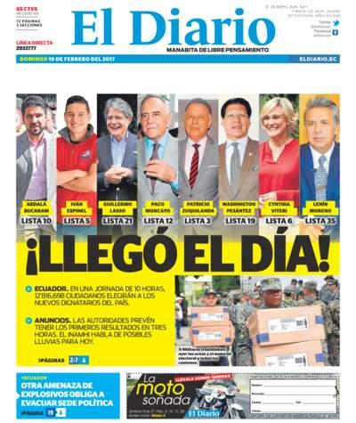 Impreso Domingo 19 Febrero 2017