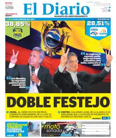 Impreso Lunes 20 Febrero 2017