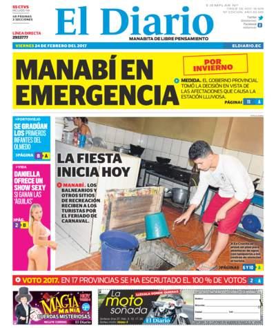 Impreso Viernes 24 Febrero 2017