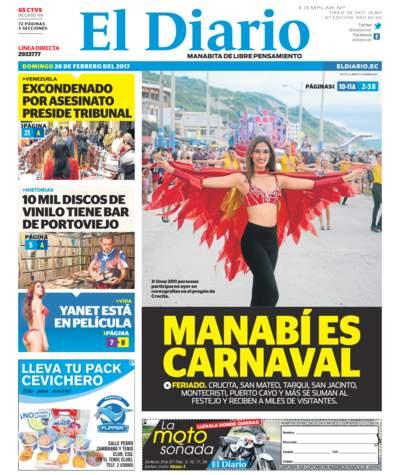 Impreso Domingo 26 Febrero 2017