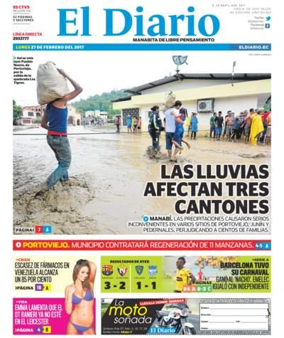 Impreso Lunes 27 Febrero 2017