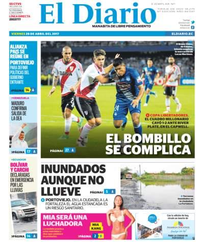 Impreso Viernes 28 Abril 2017