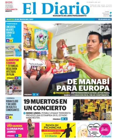 Impreso Martes 23 Mayo 2017