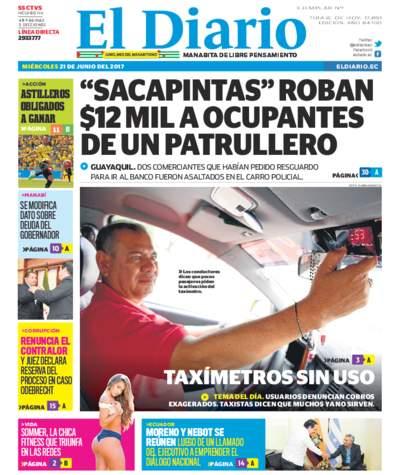 Impreso Miércoles 21 Junio 2017
