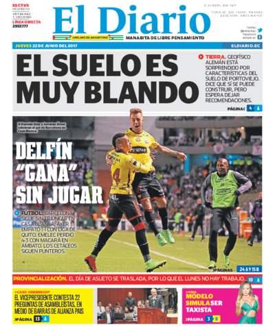 Impreso Jueves 22 Junio 2017