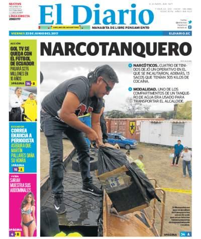 Impreso Viernes 23 Junio 2017