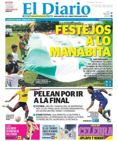Impreso Domingo 25 Junio 2017