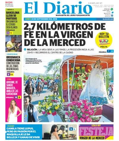 Impreso Lunes 24 Septiembre 2018
