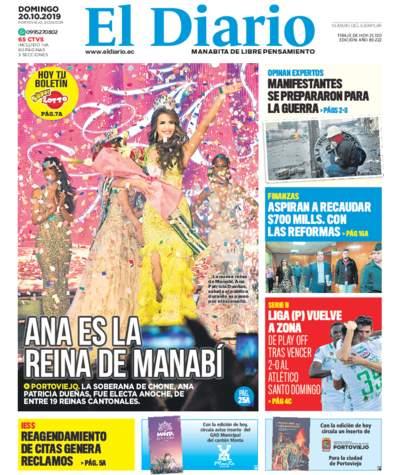 Impreso Domingo 20 Octubre 2019