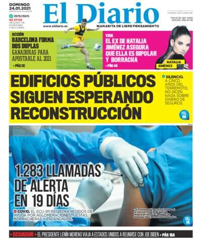 Impreso Domingo 24 Enero 2021